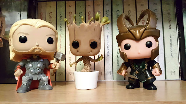 marvel-avengers, infinity-war, thor, loki, groot