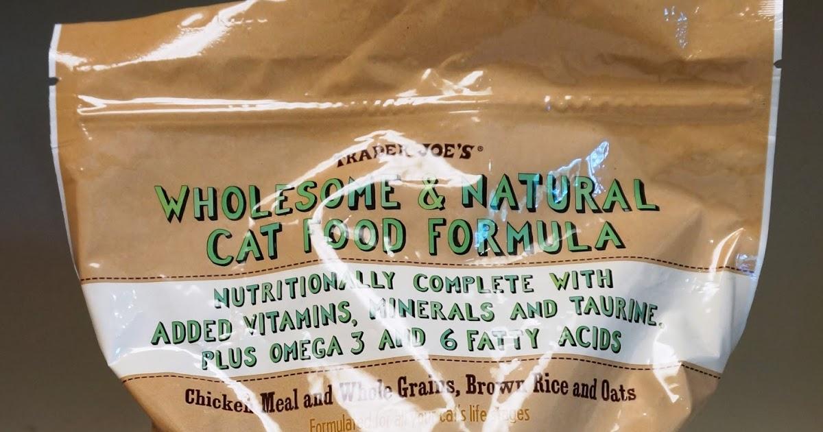 Trader Joe S Premium Cat Food