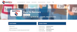 SAFE Coalition Run/Walk Race for Recovery 5K - Apr 28
