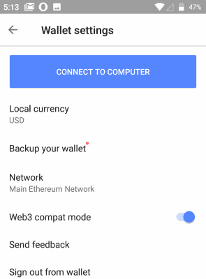 cara menggunakan crypto wallet browser Opera-gambar 4