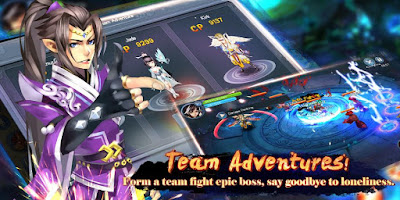 Sky Blade v1.1.3 Apk Terbaru Free Download screenshot 2.jpg