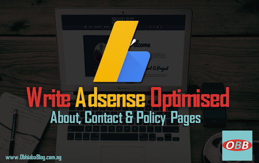 pages for adsense approval