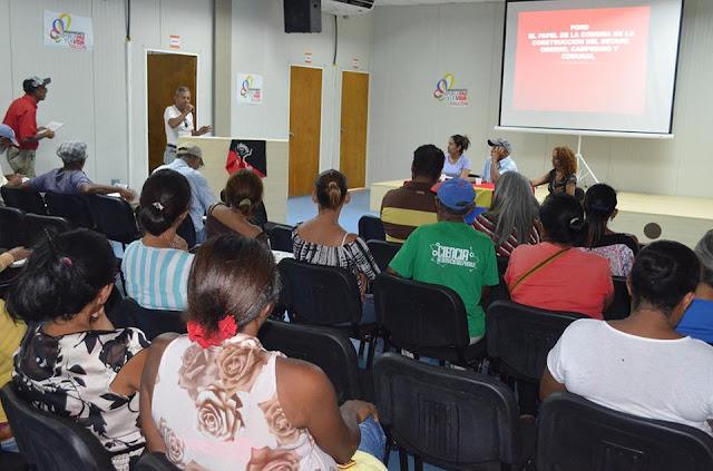 Poder Popular. Debate sobre el Estado Obrero, Campesino y Comunal