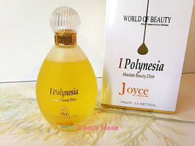 World of Beauty Joyce Elixir