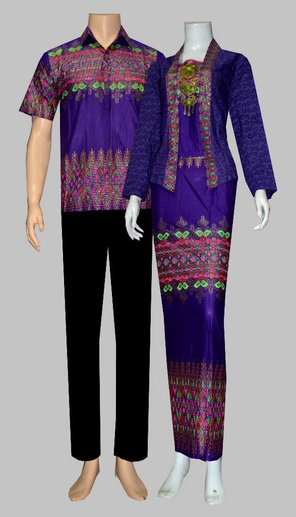 Baju Batik Gamis Sarimbit Atas Bawah Batik Bagoes Solo