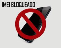 IMEI Bloqueado - Fonte/Reprodução: http://vidasemfio.com/wp-content/uploads/2013/07/bloqueio-celular-imei-roubado-perdido.jpg