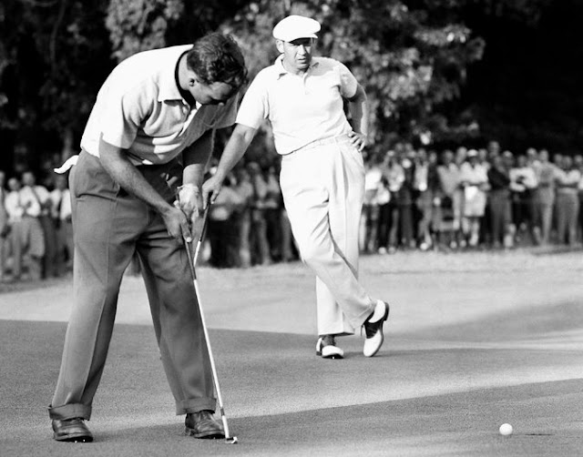 Arnold Palmer, the Magnetic Face of Golf in the '60s, Dies at 87