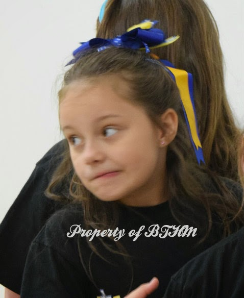 cheerleading face 9