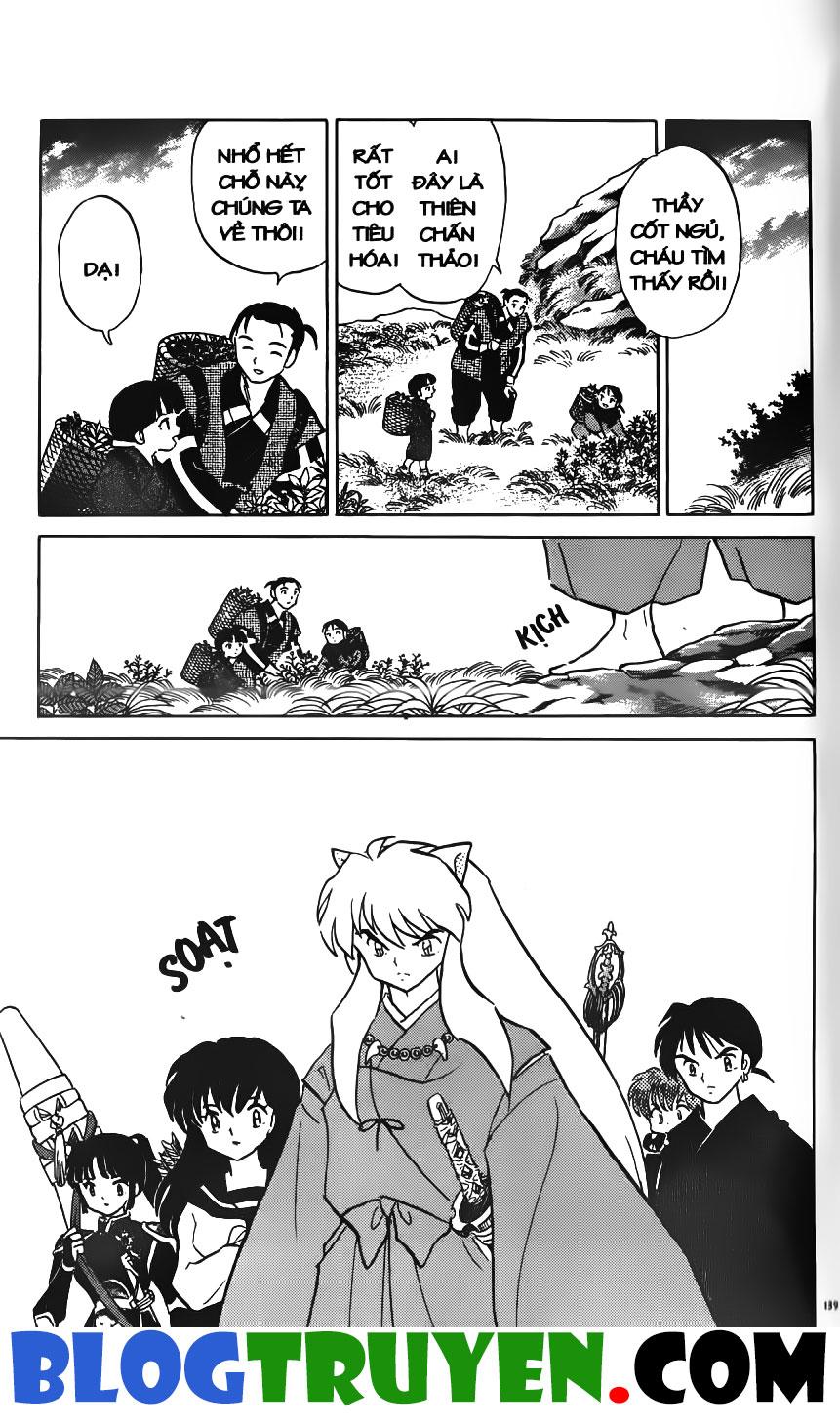 Inuyasha vol 25.8 trang 8