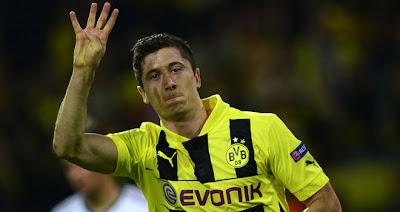 Hasil & Cuplikan Video Gol Dortmund vs Real Madrid 4-1