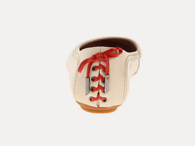 Hush Puppies Chaste Skimmer LB - Red/White