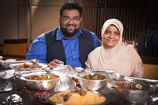 Meet the mother and son duo-Osama Jalali and Nazish Jalali