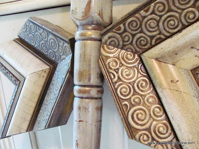 picture frame molding art