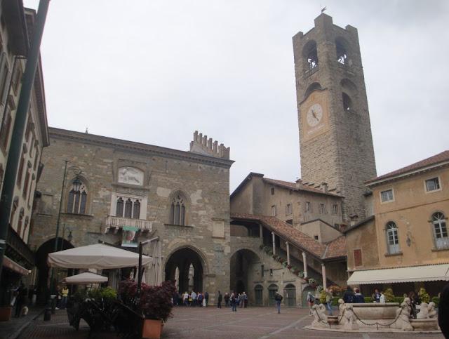 Roteiro completo - 22 dias no norte da Itália, com San Marino - Bérgamo
