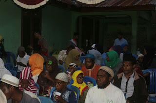 Solopeduli Santuni Kaum Dhuafa di Papua