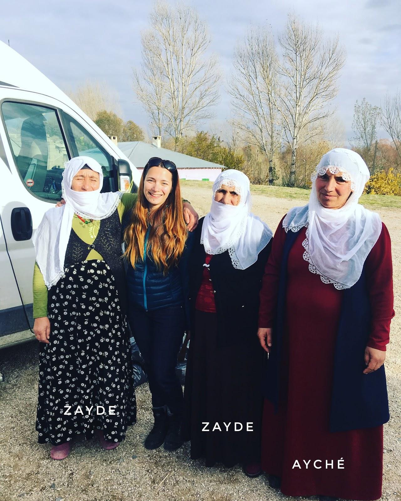 Zayde, Zayde & Ayche (TR), TR