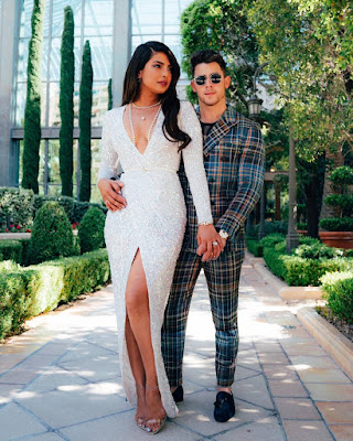 Priyanka Chopra and Nick Jonas loved up at the 2019 Billboard Music Awards