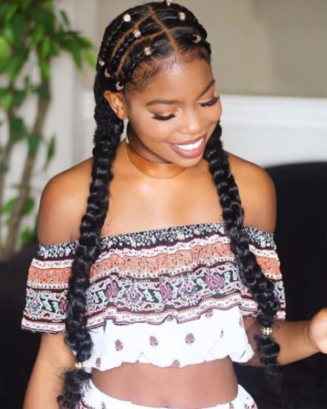 Black Girls Hairstyles Easy And Original Step By Step Girlcheck