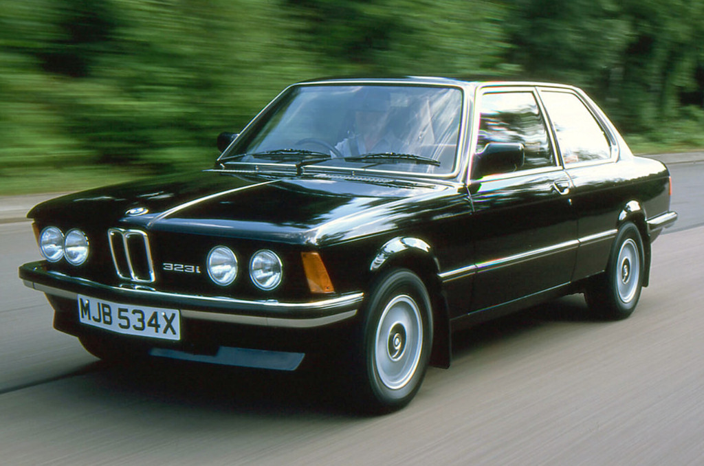 Avengers In Time 1975 Cars Bmw 3 Series E21