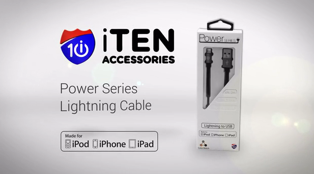 i10 power series lightning cable