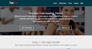 5gb free hosting