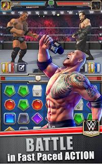 WWE Champions Mod Apk Attack speed 10x