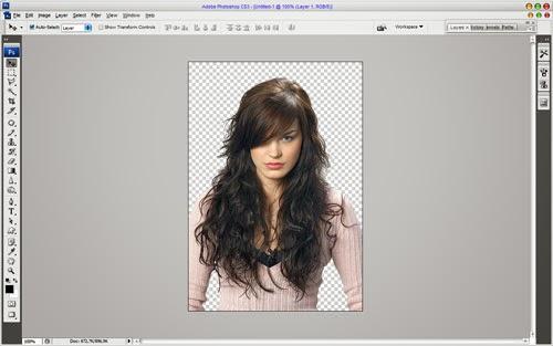 Hướng dẫn cách tách ảnh và nền trong Photoshop