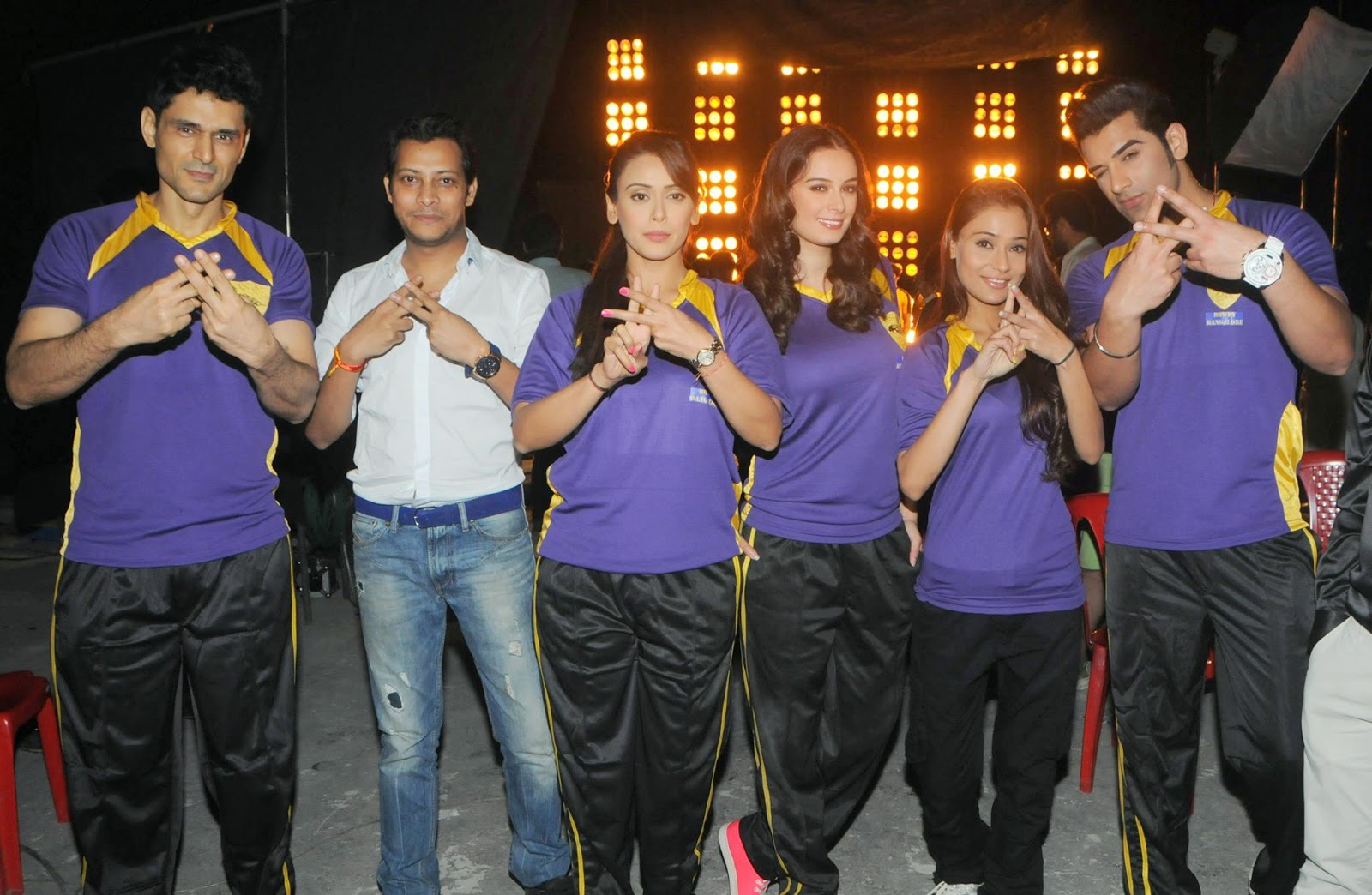 Team Rowdy Bangalore Of Box Cricket League Photo And -6517