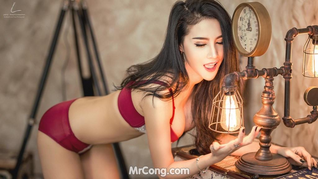 Image Thai-Model-No.475-Thitikarn-Srisap-MrCong.com-001 in post Thai Model No.475: Người mẫu Thitikarn Srisap (16 ảnh)