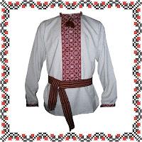 6b04ef2b380a9a Чоловічі вишиванки. Купити чоловічу вишиванку.