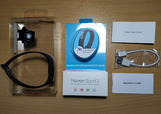 Review Honor Band 3, Smartband Hasil Berburu Flash Sale