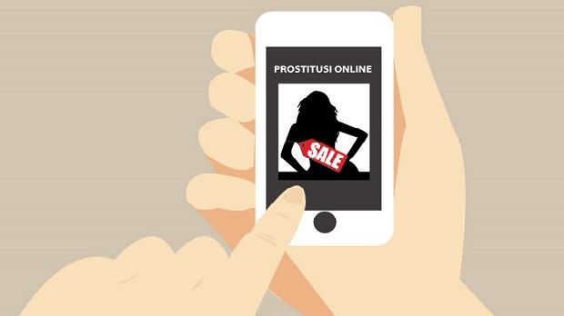 Polisi Ungkap Sindikat Prostitusi Online di Sukabumi