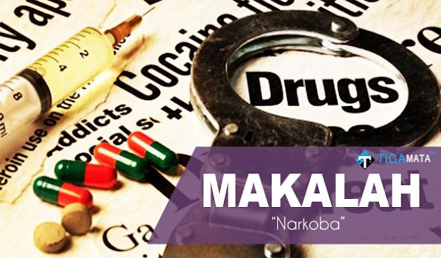 Tugas Makalah Tentang Narkoba (Doc dan Pdf)