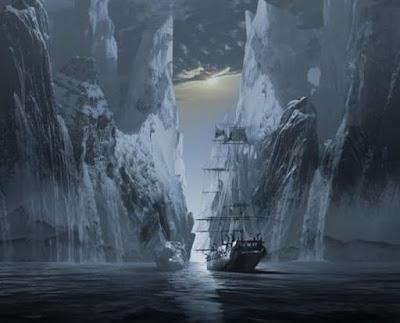 Chuyện kì bí về con tàu ma Octavius với những xác chết nhiều năm không phân hủy