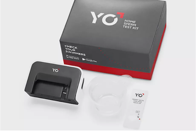 Yo Device : Yo Device Show You Live Motion Video Of Your Sperm