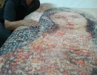 Phép Lạ: Hình Ảnh Của Đức Trinh Nữ Maria Đột Nhiên Xuất Hiện Trên Tấm Vải Nằm Trên Giường Của Nữ Tu Aleksandra