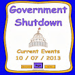 Current Events Lesson - Government Shutdown