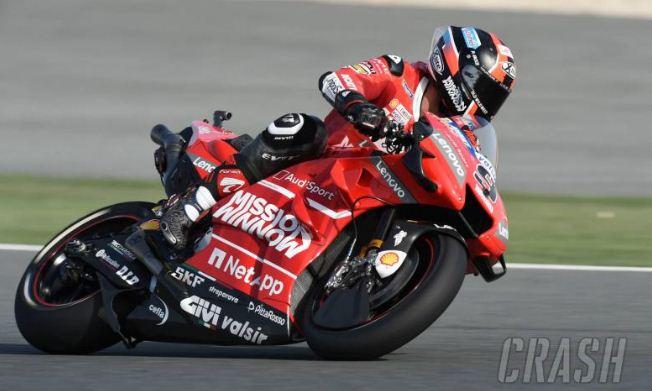 Hasil MotoGP Qatar 2019: Petrucci Tercepat Pemanasan