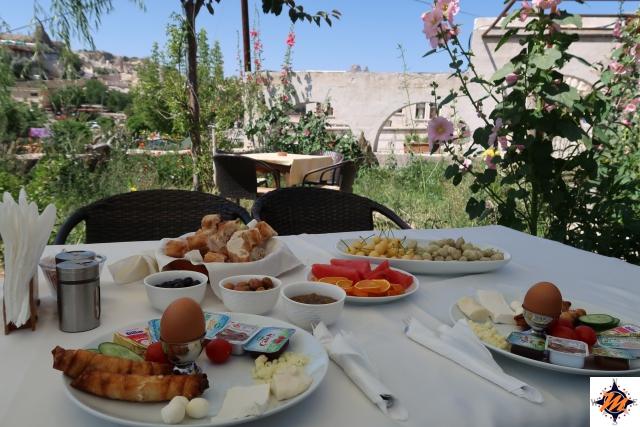 Göreme, Kemal's Guest House