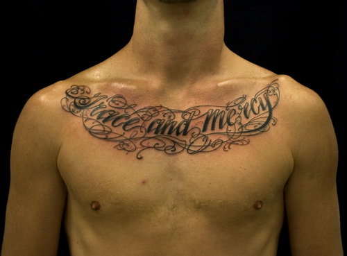 Tattoo Ideas Chest: Tattoo Designs: Chest Tattoo Ideas For Men