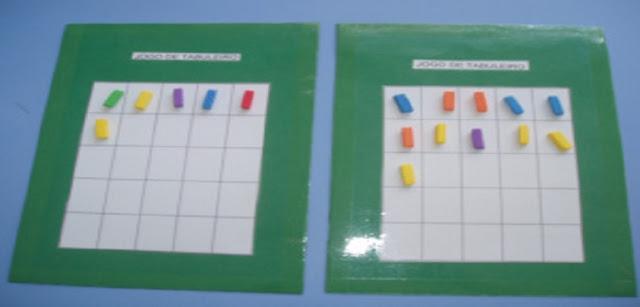 Jogo de Tabuleiro - Adição e Subtração