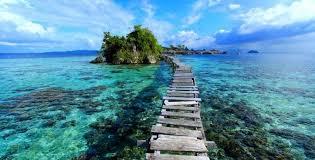 Tomini Bay, Sulawesi