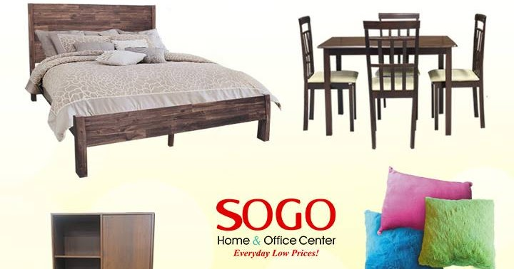 Sogo Furniture Sale