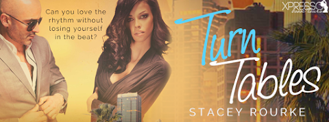 Turn Tables by Stacey Rourke #BOOKBLITZ