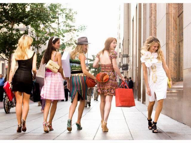 Shopping entre amigas