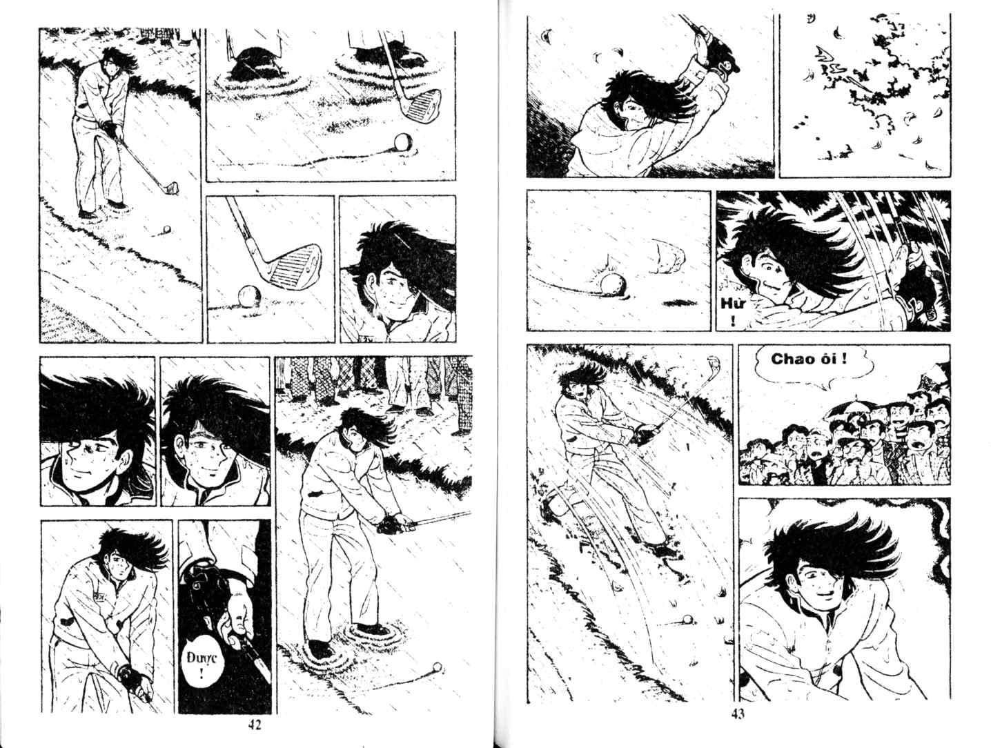Ashita Tenki ni Naare chapter 10 trang 20