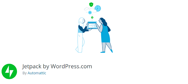 JetPack WordPress Security Plugin