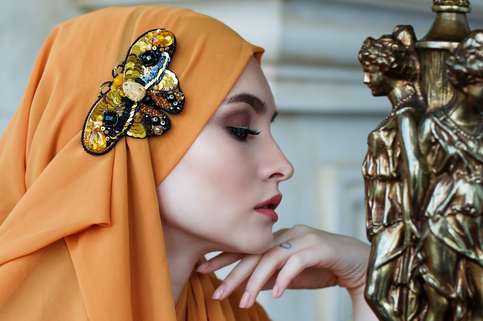 アラブ美女の性格や特徴!恋愛や結婚観の注意点