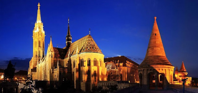 História da Igreja Matthias