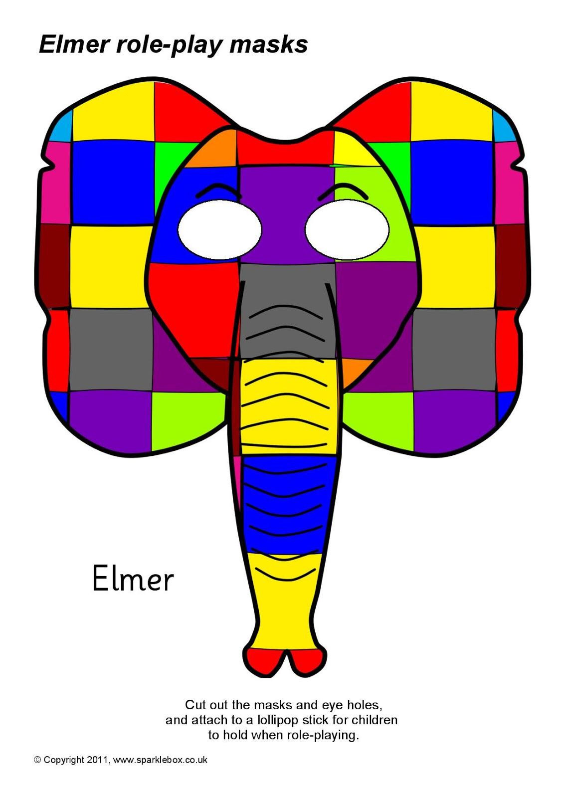 Actividades Sobre Elmer Planeta Educarex
